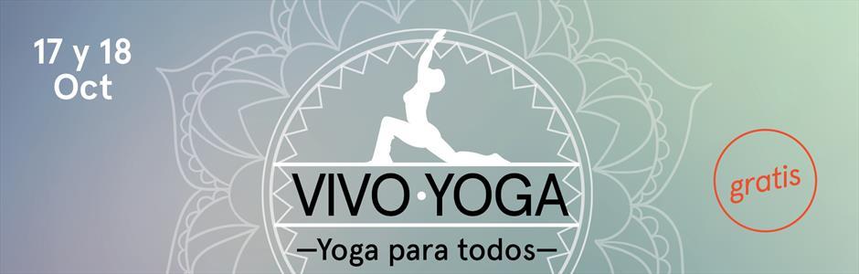Vivo Yoga 2015 – 17 y 18 de octubre – GAM
