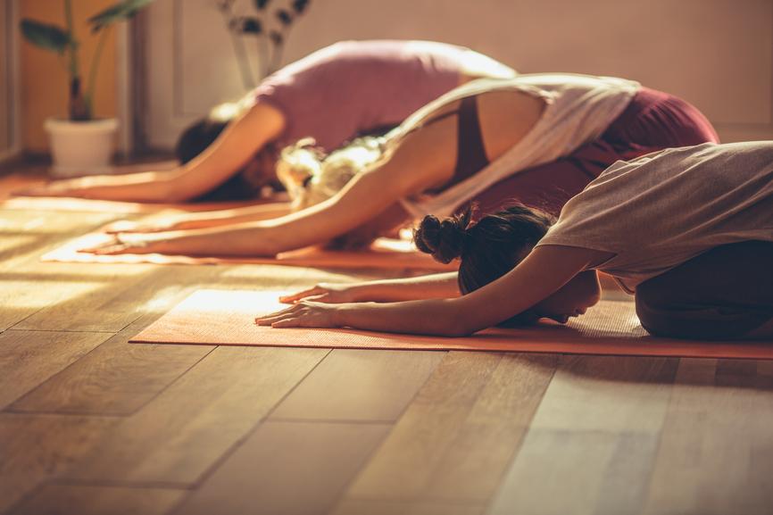 Yoga: Siete beneficios para comenzar un duro mes de marzo