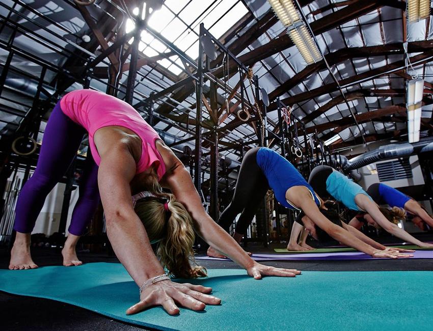 CrossFit y Yoga ¿una buena fusión?