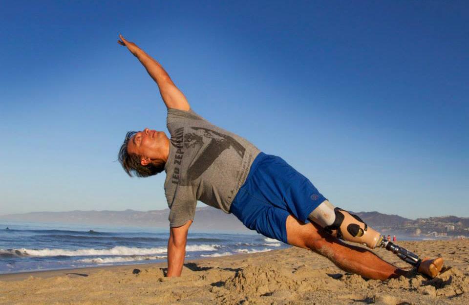 Yoga, disciplina que empodera a personas con discapacidad