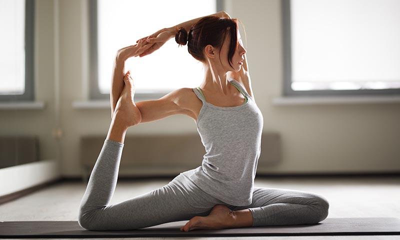 Así se transforma tu cuerpo con el yoga