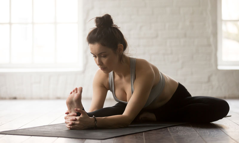 Posturas de yoga para fortalecer las defensas