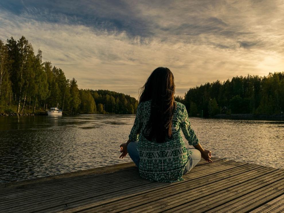 ¿Puede la meditación influir positivamente en la práctica del deporte?